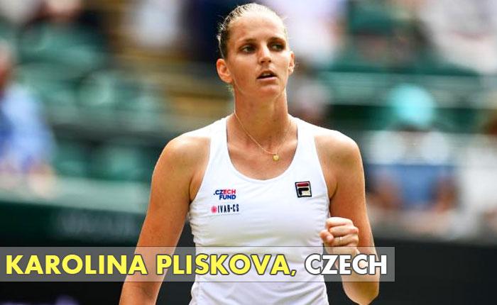 Karolina-Pliskova - Czech Tennis Player