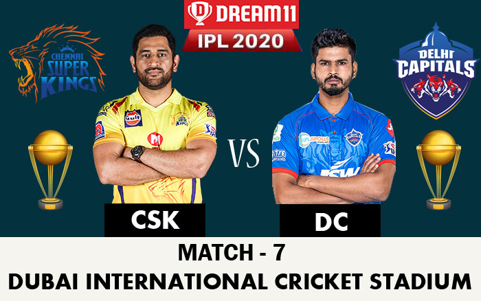 IPL-2020-CSK-Vs-DC-match-preview-and-players-analytical