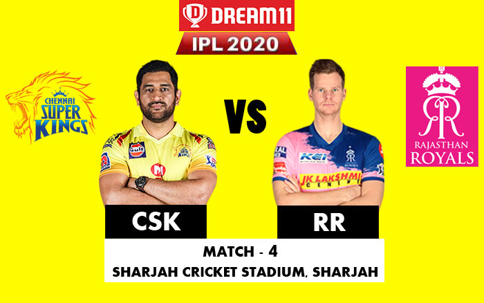 IPL-2020--CSK-Vs-RR-match-preview-and-predicting-analysis