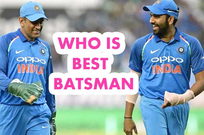 Who-is-best-batsman-Dhoni-vs-Rohit