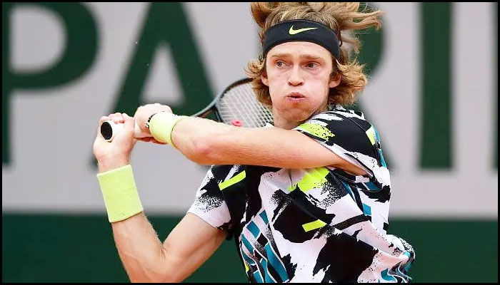 Andrey Rublev Won the St.Petersburg Open title and become the top 10 Ranker