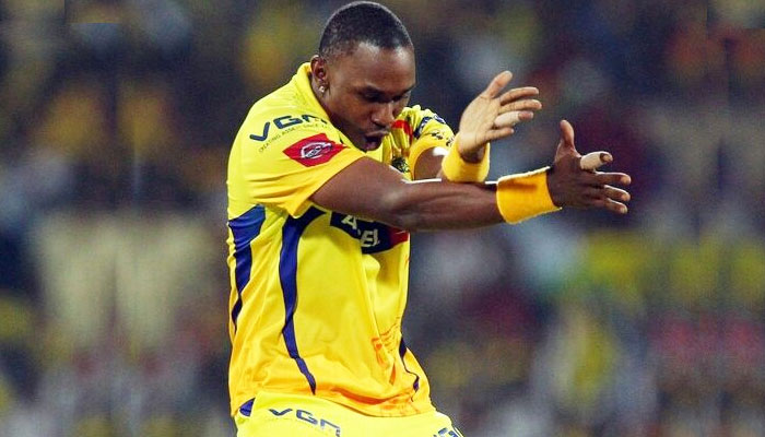 CSK-All-rounder-Bravo-got-an-injury-in-groin-and-discontinues-his-IPL-Journey