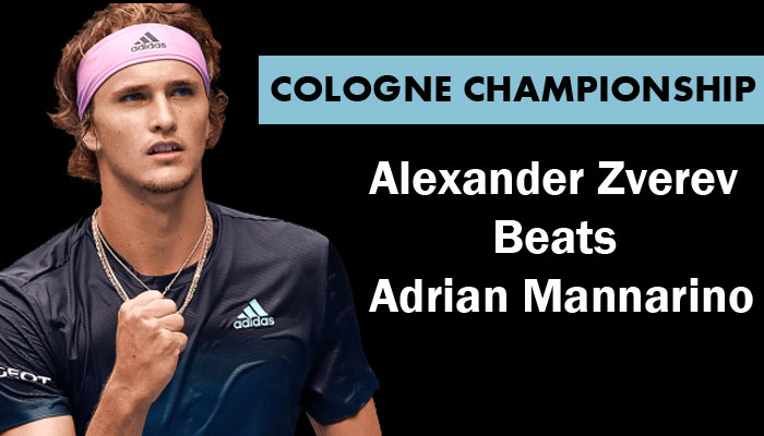 Cologne-Championship-Zverev-defeats-France's-Adrian-and-moves-forward-to-semifinals