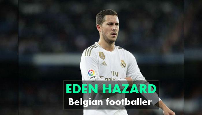 Eden-Hazard,Belgian-footballer