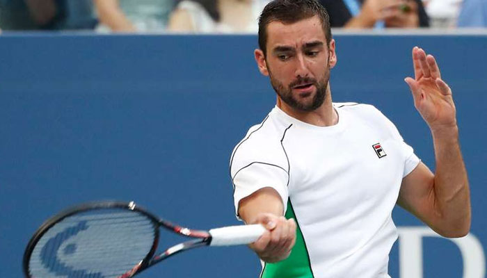 Former US Open Champion Marin Cilic lost to Johnson in the Cologne Championships