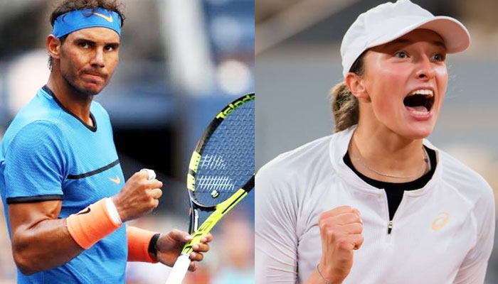 French-Champion-Rafael-Nadal-was-the-role-model-of-women's-French-champion-Iga-Swiatek