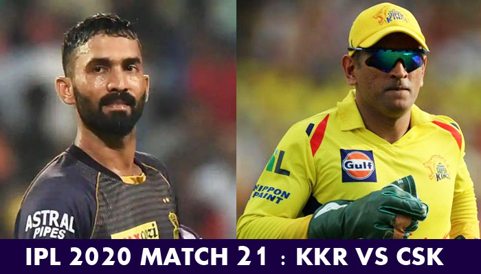 IPL-2020-KKR-Vs-CSK-match-preview,-predictions-and-pitch-report-for-the-21st-match