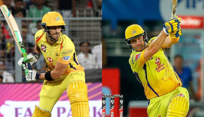 IPL 2020: MS Dhoni Praises Watson and Du Plessis for their excellent performance to defeat KXIP