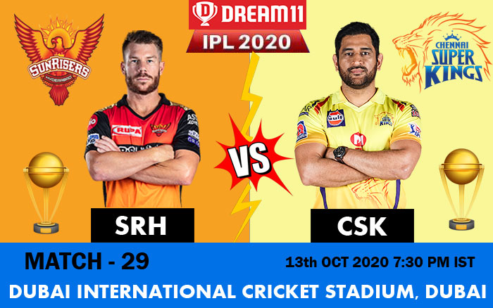 IPL-2020-SRH-Vs-CSK-match-preview,-prediction,-pitch-condition