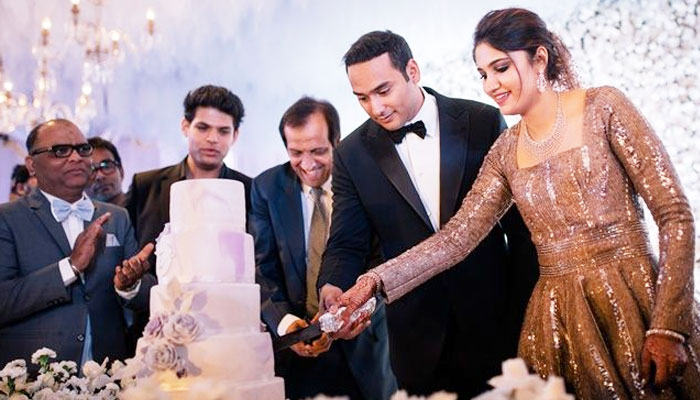 Mohammad Asaduddin Wedding with Anam