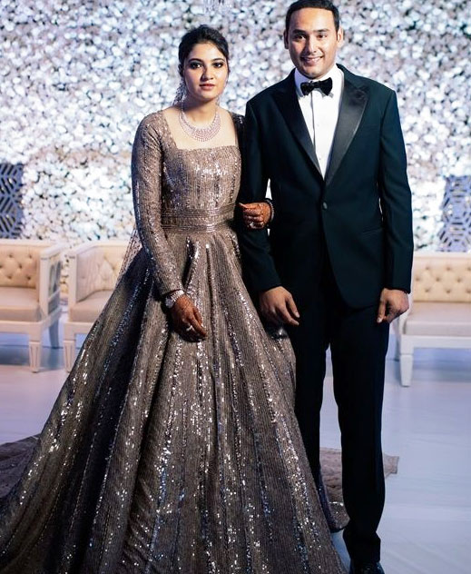 Mohammad Asaduddin Wedding with Sania Mirza's Sisiter Anam