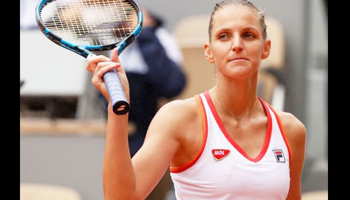 Ostrava-Open-Karolina-Pliskova-lost-her-quarterfinals-chance-to-qualifier-Veronika