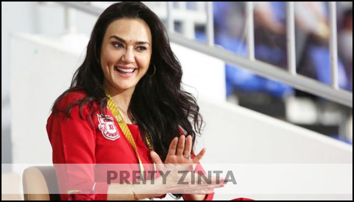 Preity-Zinta-Different-Expression-Moods-in-ipl-2020