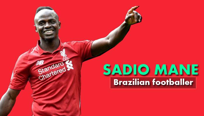 Sadio-Mane,Senegalese-footballer