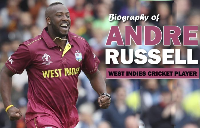 Andre Russell Cricket Player Profile