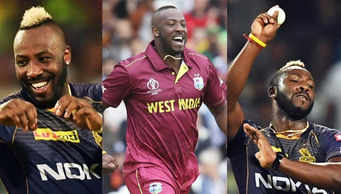 Andre Russell Cricketer Biography with Photos