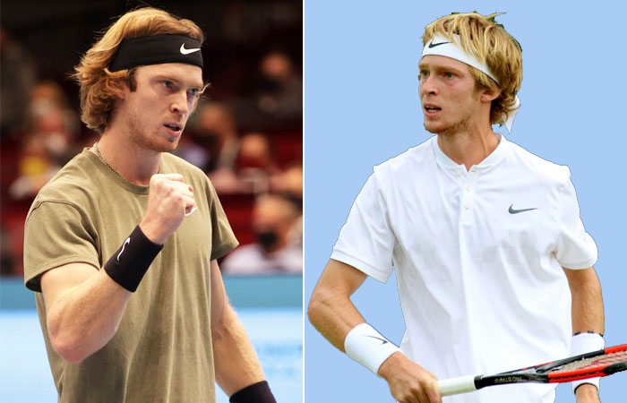 Andrey Rublev Tennis Player Profile