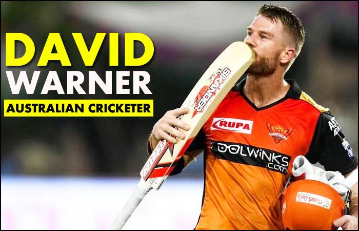 David Warner Cricketer Biography