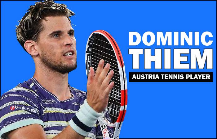 Dominic Thiem Austria Tennis Player