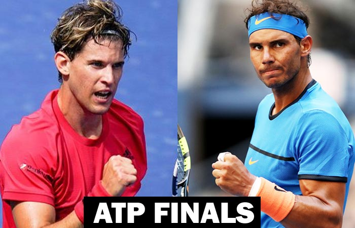 Dominic Thiem's Stunning Attack defeats Rafael Nadal in ATP Finals