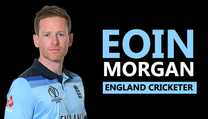 Eoin Morgan England Cricketer