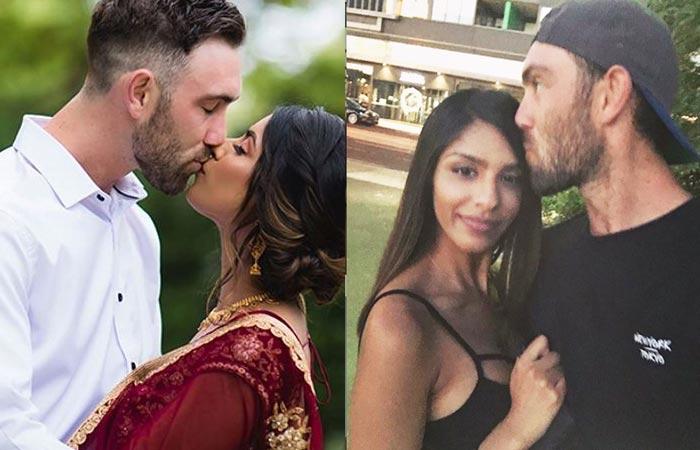 Glenn-Maxwell-Wife-Vini-Raman-Photos