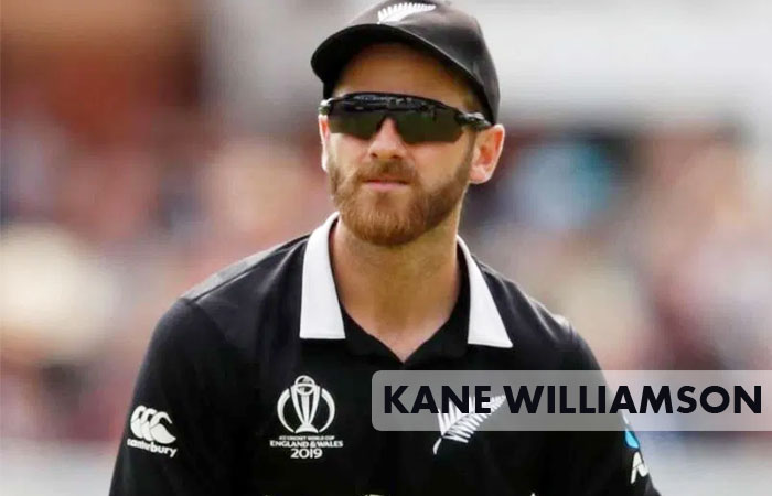 Kane Williamson New Zealand Cricket Player