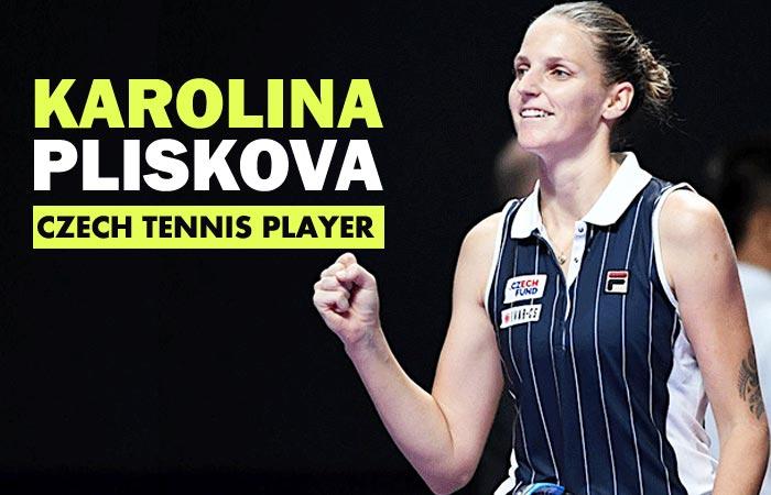 Karolina Pliskova Tennis Player Profile