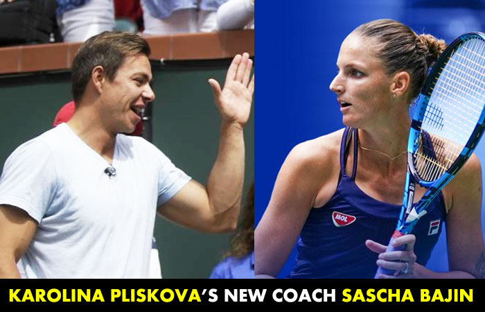 Karolina Pliskova Appointed Osaka's Former Coach Sascha Bajin for the year 2021