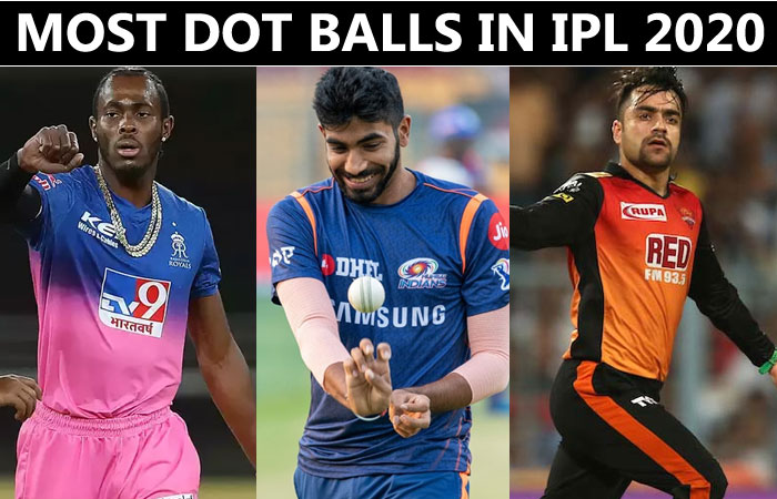 Most Dot Balls In IPL 2020 | Top 20 Bowlers Who Have Bowled Most Dot Balls In IPL