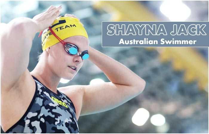 Shayna Jack Australian Swimmer Anabolic Ban Reduced into two Years