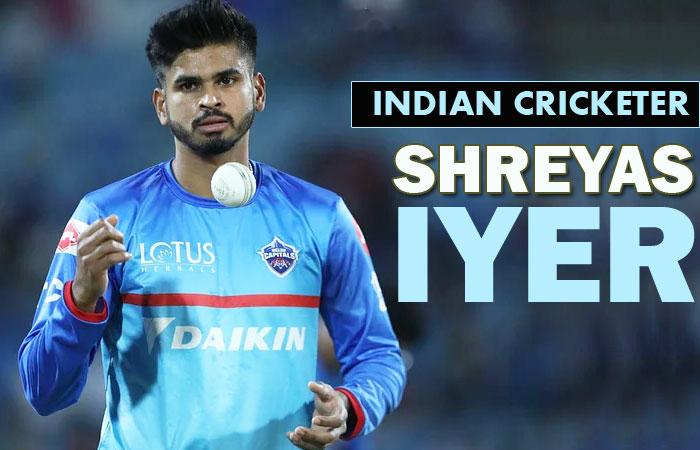 Shreyas Iyer Cricket Player Profile