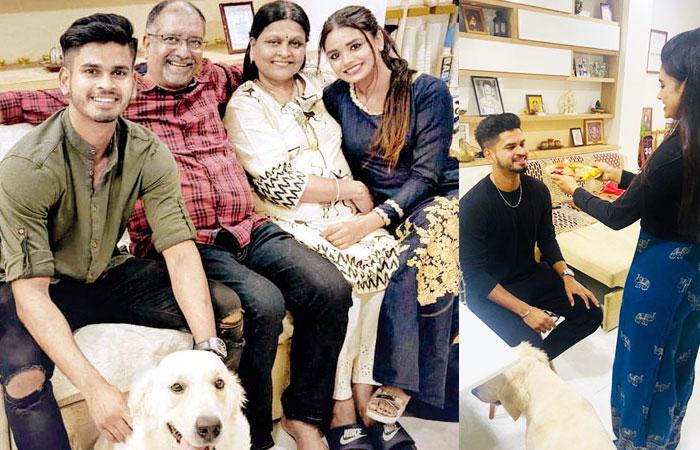 Shreyas-Iyer-With-Family