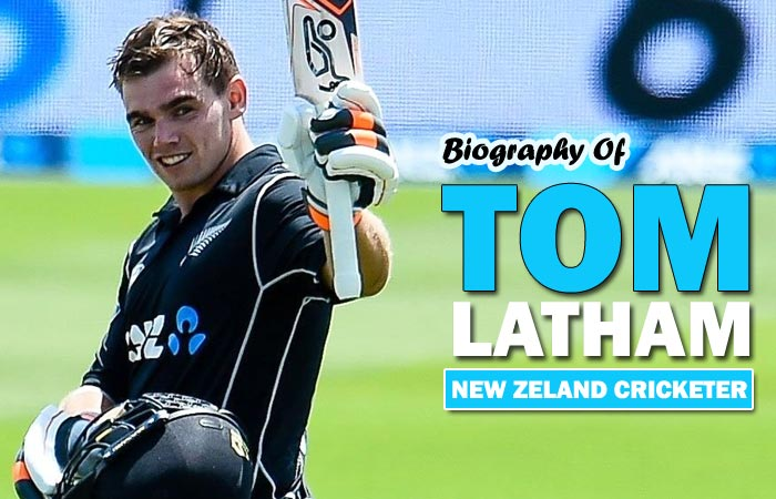 Tom Latham Cricket Player Profile