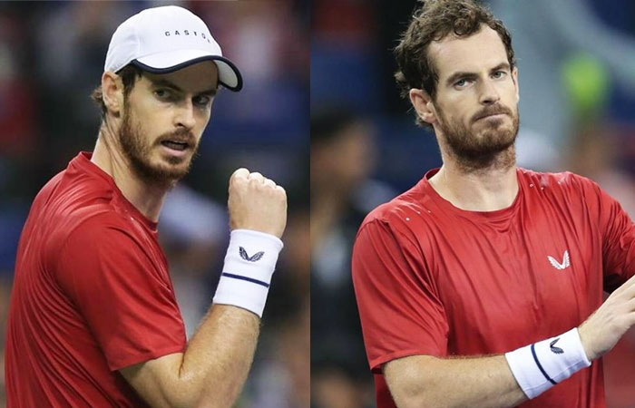 Andy Murray Player Lifestyle Photos