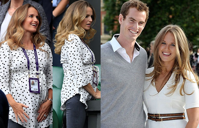 Andy Murray With Wife Kim Sears Colorful Photos