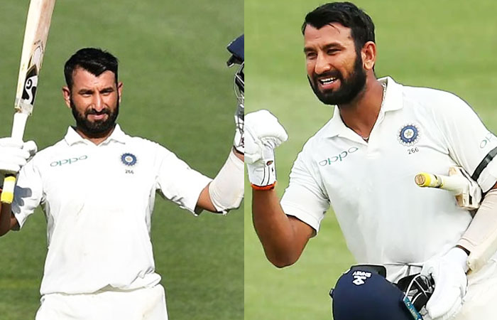 Cheteshwar Pujara Cricketer Profile