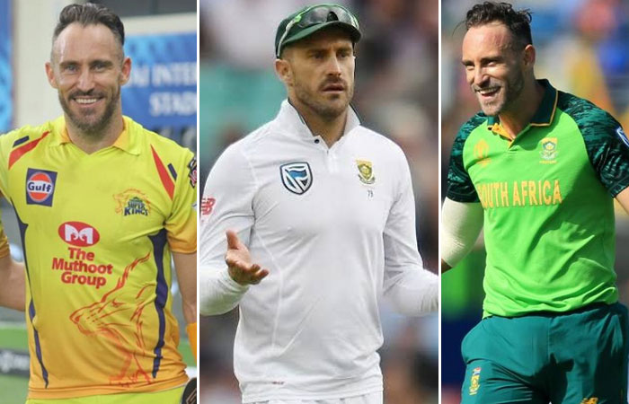 Faf Du Plessis South African Cricketer Profile