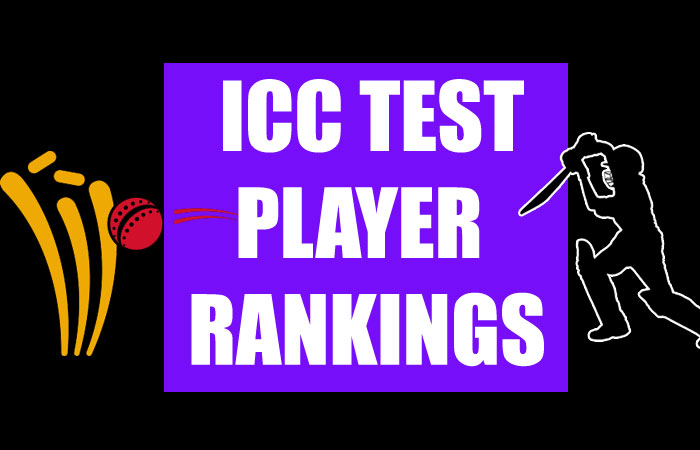 ICC Men's Test Player Rankings