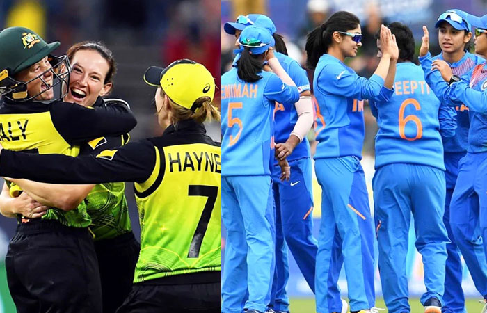 IND vs AUS Women's ODI Series has Postponed Due to COVID-19
