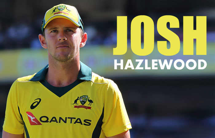 Josh Hazlewood Cricket Player Biography