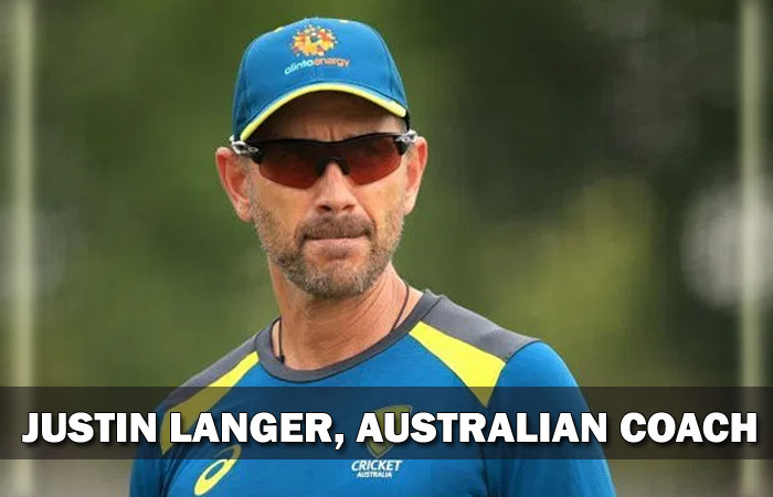 IND vs AUS 2nd Test No More changes in the Australian Squad Said Langer