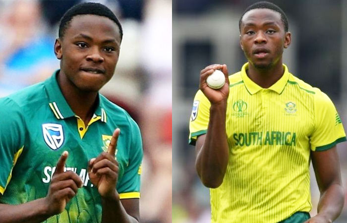 Kagiso Rabada Cricketer Profile