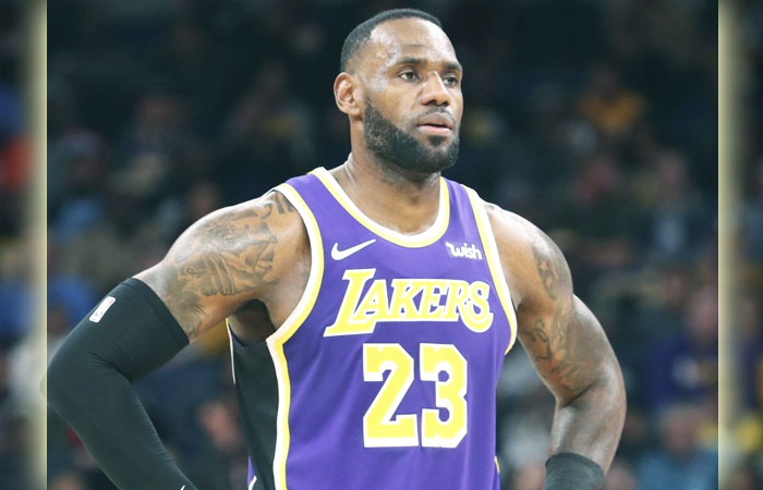 LeBron James Extends his Contract with Los Angeles Lakers upto 2023 for $85M