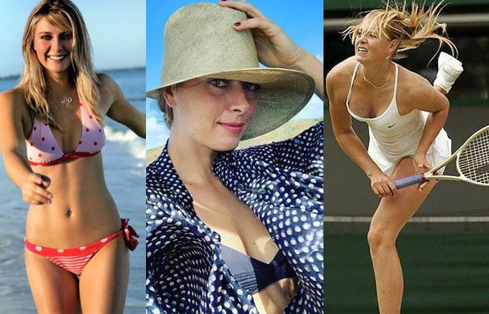 Maria-Sharapova evergreen Photo Collections
