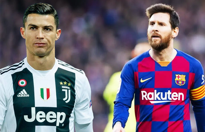 Messi and Ronaldo got Selected in the Ballon d'Or Dream Team Squad