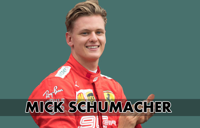German Racer Mick Schumacher Won the Formula two Title before the Formula 1