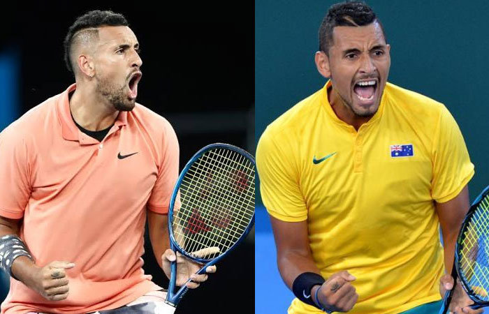 Nick Kyrgios Tennis Player Profile