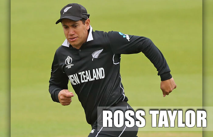 Ross Taylor Becomes the Mostly Capped Player of New Zealand in his 438th Match