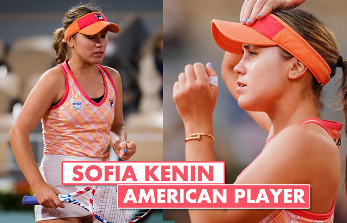Sofia Kenin Biography With Family
